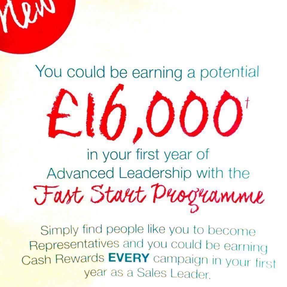 fast start £16000